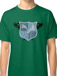 Joss Whedon Coat of Arms  Classic T-Shirt
