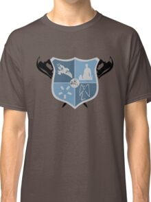 Joss Whedon Coat of Arms  Classic T-Shirt