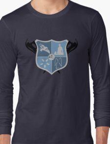 Joss Whedon Coat of Arms  Long Sleeve T-Shirt