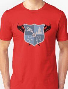 Joss Whedon Coat of Arms  T-Shirt