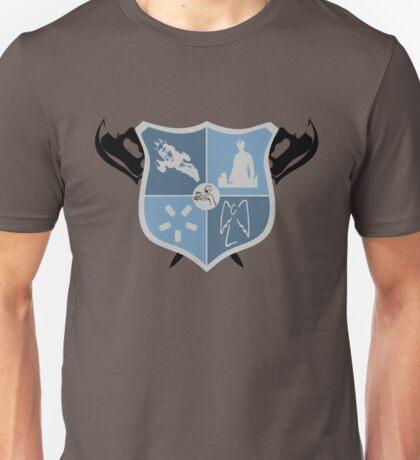 Joss Whedon Coat of Arms  Unisex T-Shirt