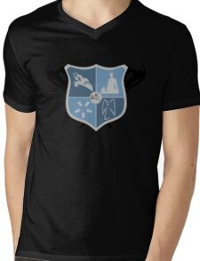 Joss Whedon Coat of Arms  Mens V-Neck T-Shirt