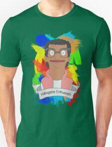 darryl bobs burgers Unisex T-Shirt