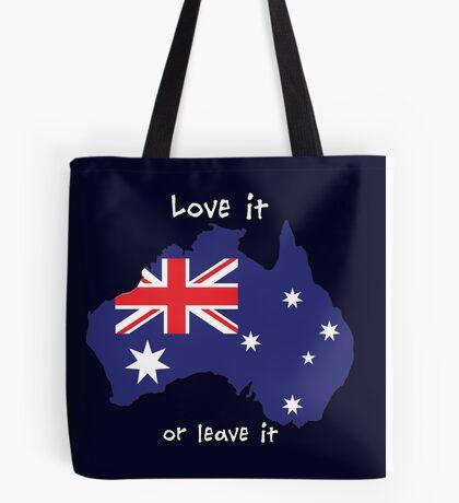 Australia | Love it - or leave it Tote Bag