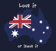 Australia | Love it - or leave it by TimeMeddler