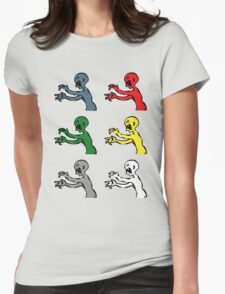 Grr. Argh. Colours  Womens Fitted T-Shirt