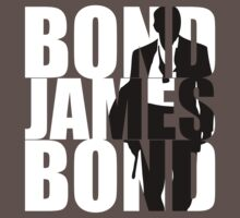 Bond, James Bond  by ShaunieB