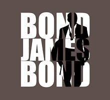 Bond, James Bond  Unisex T-Shirt