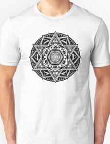 """The Gate"" Sacred Geometry Mandala Unisex T-Shirt"