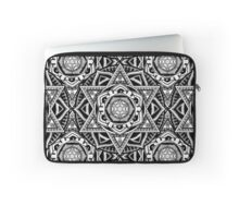 """The Gate"" Sacred Geometry Mandala Laptop Sleeve"