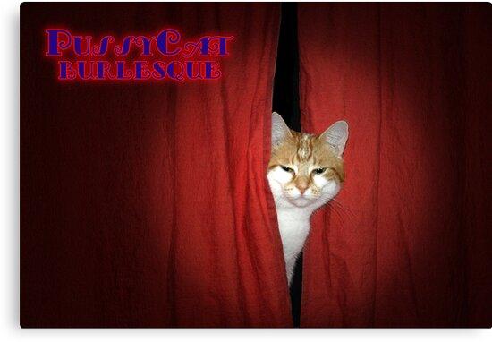 Pussycat Burlesque by Stephen D. Miller