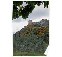 Tuscany  II Poster
