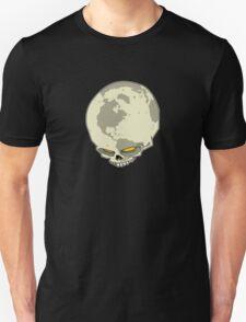 planet skull Unisex T-Shirt