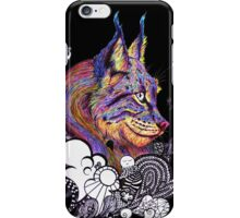 Dreaming Lynx iPhone Case/Skin