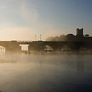 Morning Mist in Killaloe, Co Clare, Ireland by Orla Flanagan