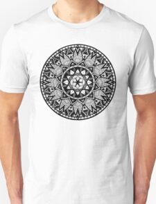 """Diffeo"" Sacred Geometry Mandala T-Shirt"