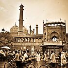 Old Dehli  by liamcarroll
