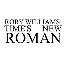Rory Williams text by heulwenj