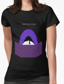 The Game Master's Mantra Womens Fitted T-Shirt