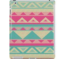 Cool fun triangle pattern  iPad Case/Skin