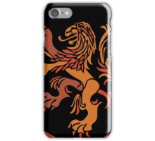 Netherlands Lion Logo iPhone Case/Skin