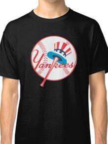 New York Yankees logo Classic T-Shirt
