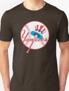 New York Yankees logo Unisex T-Shirt