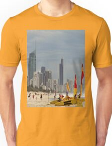 lifeguards and skyscrapers Unisex T-Shirt