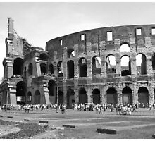 Colosseum, Rome by Ben Jones