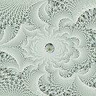 Flower Lace by Linda Miller Gesualdo