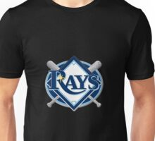 Tampa Bay Rays logo Unisex T-Shirt