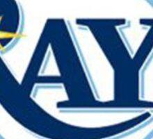 Tampa Bay Rays logo Sticker