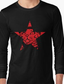 Cadet Kip - Red Star Long Sleeve T-Shirt