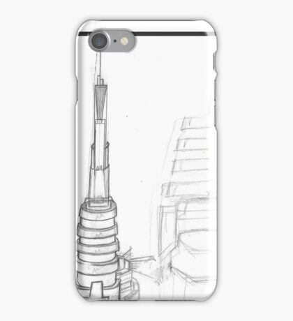 Raw Design iPhone Case/Skin