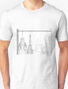 Raw Design Unisex T-Shirt