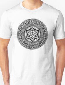 """The Heart"" Sacred Geometry Mandala T-Shirt"