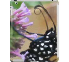 Monarch Butterfly - Breakfast II iPad Case/Skin