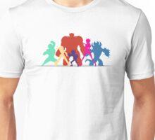 Big Hero 6 Silhouettes  Unisex T-Shirt