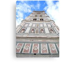 Church Tower. Canvas Print