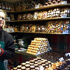 Sweets for sale. by Lee d'Entremont