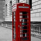 Phone Box by Evette Lisle