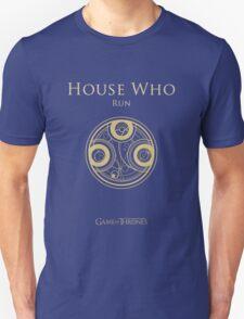 HOUSE WHO T-Shirt