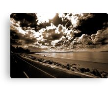 eastbay by the city Canvas Print