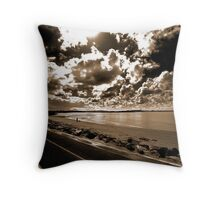 eastbay by the city Throw Pillow