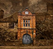 Ye Olde River House by Geoff Carpenter