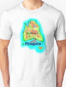 Penguin - Tasmania Unisex T-Shirt