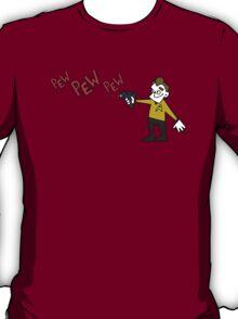 Pew Pew Kirk T-Shirt