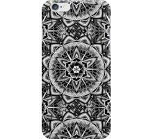 """Paradise Could Paralyse"" Sacred Geometry Mandala iPhone Case/Skin"