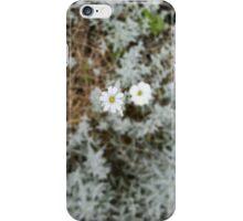 White Flower Morning iPhone Case/Skin