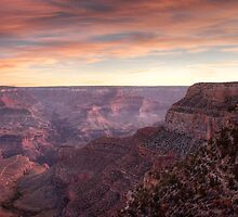 Grand Canyon at Sunrise by Steve Silverman